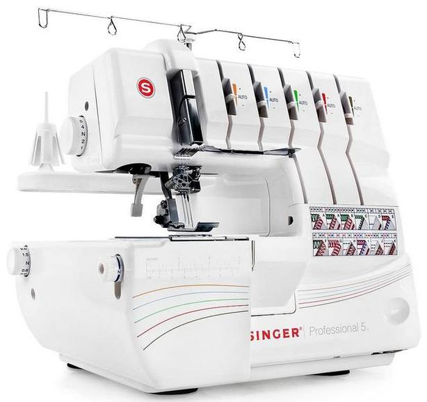 Singer Professional 5  Serger Coverstitch Sewing All In One