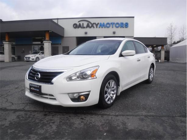2015 Nissan Altima 2.5 S-BLUETOOTH, USB, AUX