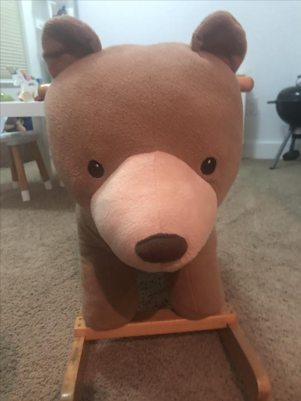 Rocking Bear - great condition