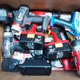 Drills/Batteries/Chargers Case Lot $20 OBO