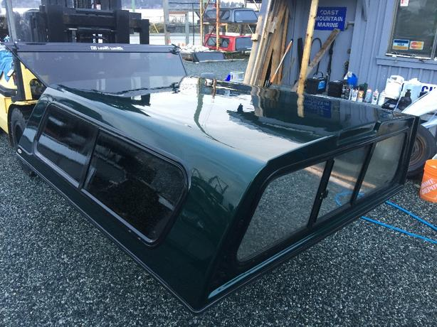 CANOPY FOR A CHEV/GMC 6.6