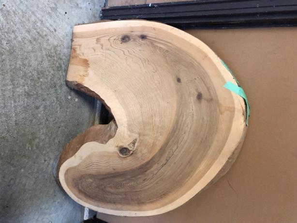 Western Red Cedar Table Top
