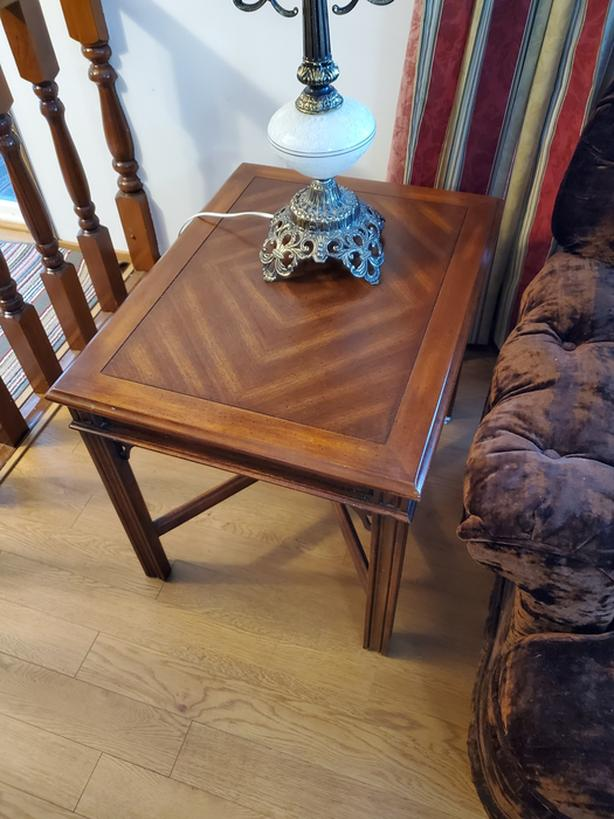 Estate Sale End Tables & Coffee Table