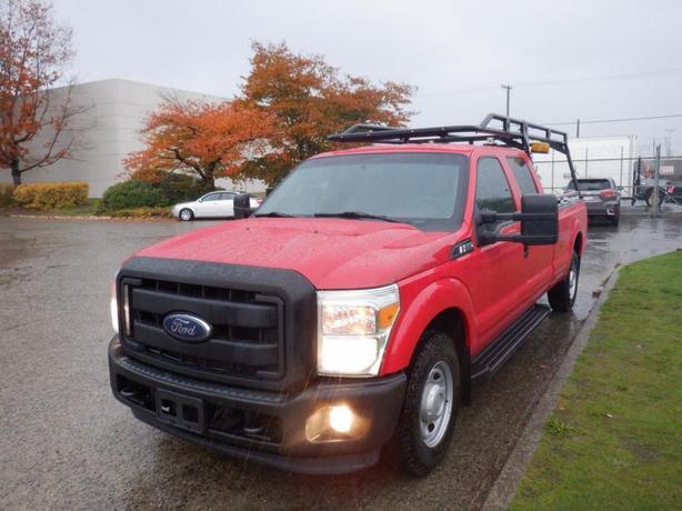 2013 Ford F-350 SD XL Crew Cab 2WD