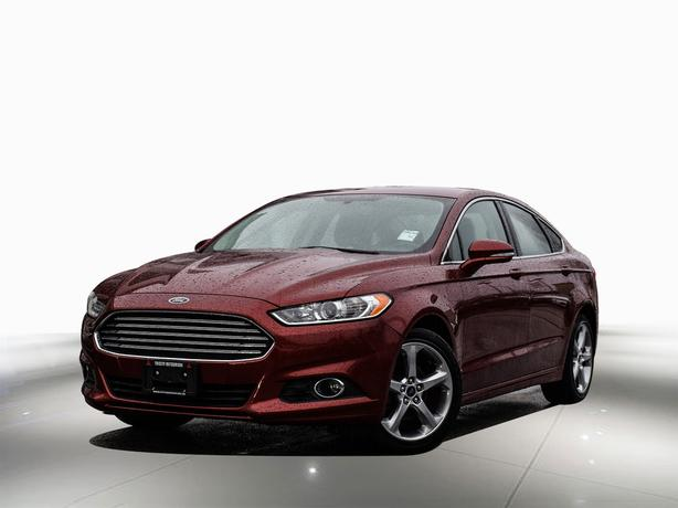 2014 Ford Fusion FWD