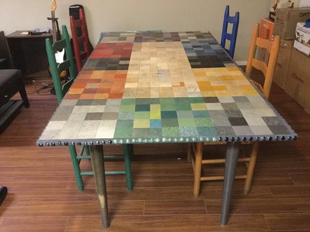 FREE: table and 4 chairs