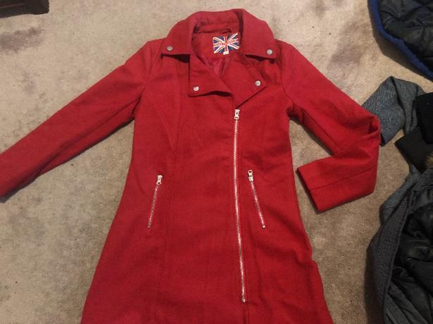 ladies sz small coat