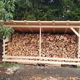 Mostly Seasoned Mixed Firewood - (Mostly Fir)  DELIVERED!