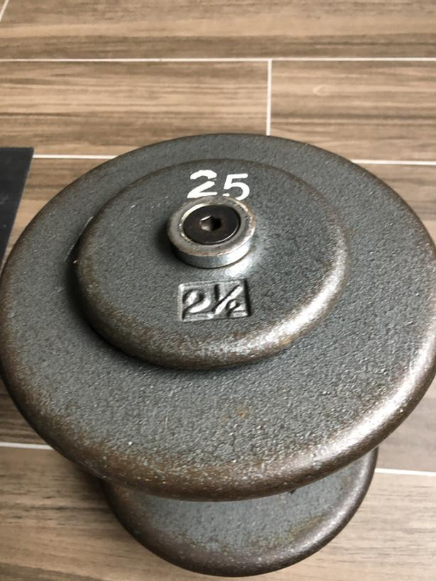 WANTED only looking for this style of dumbbell.