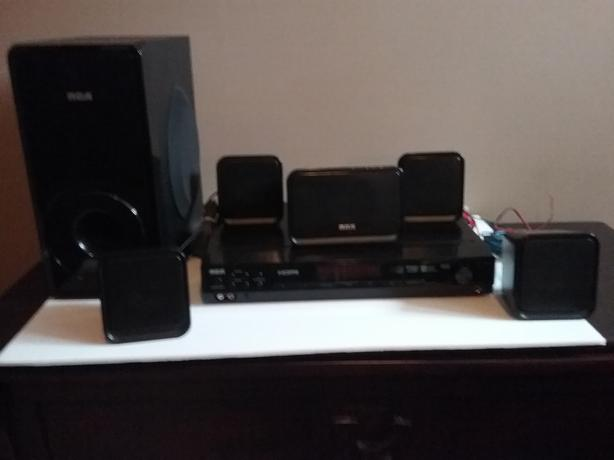 RCA RT2906 Home Theater system.