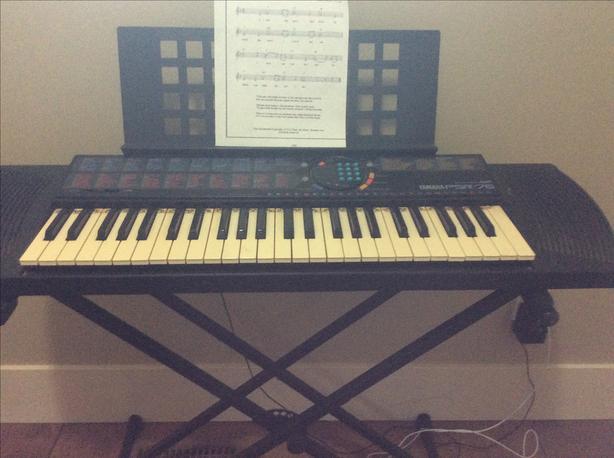 Keyboard Yamaha P5R-76