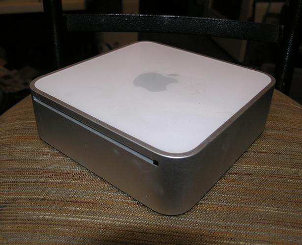 Mac Mini, 2.26Ghz, MacOS 10.11 El Capitan