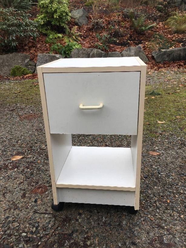 FREE: Storage table
