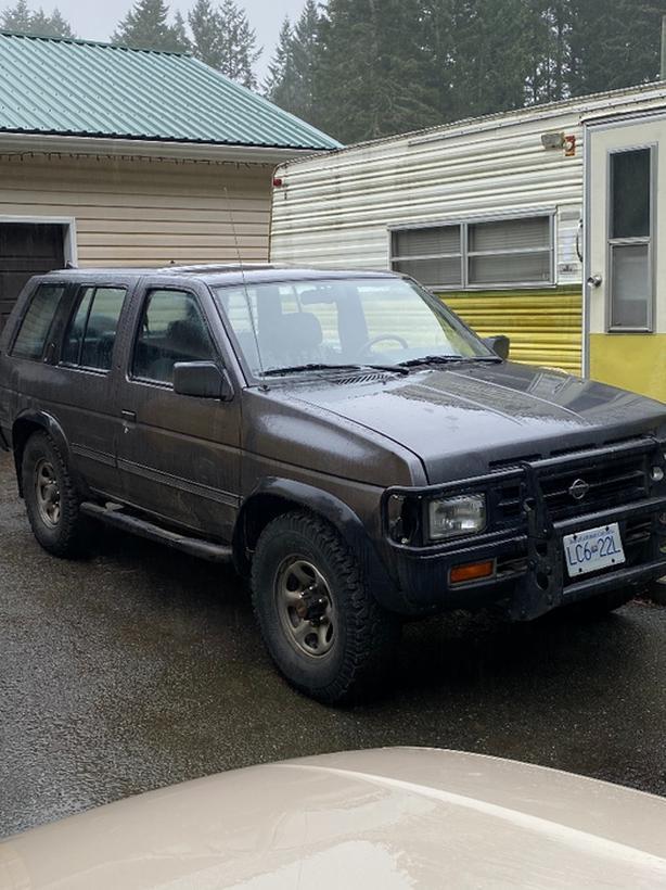 1993 pathfinder