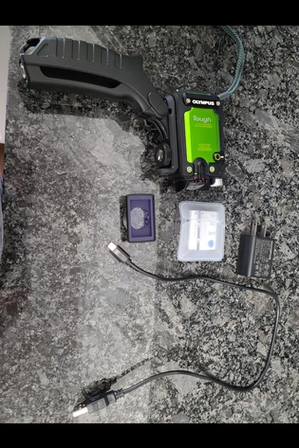 Olympus Stylus TG-Tracker ultra HD 4K video action camera