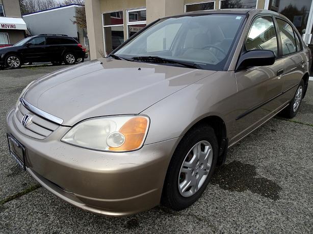 2001 Honda Civic Sedan DX-G