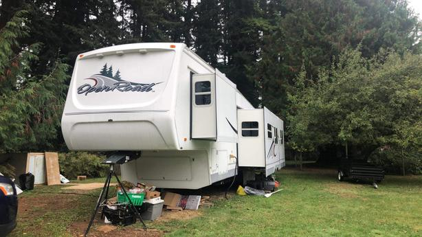 Retired Couple looking for RV Site