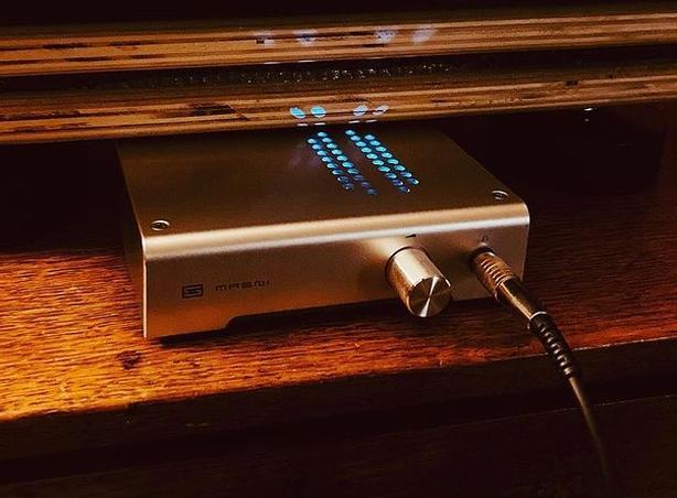 Schitt Magni 3+ Headphone Amplifier
