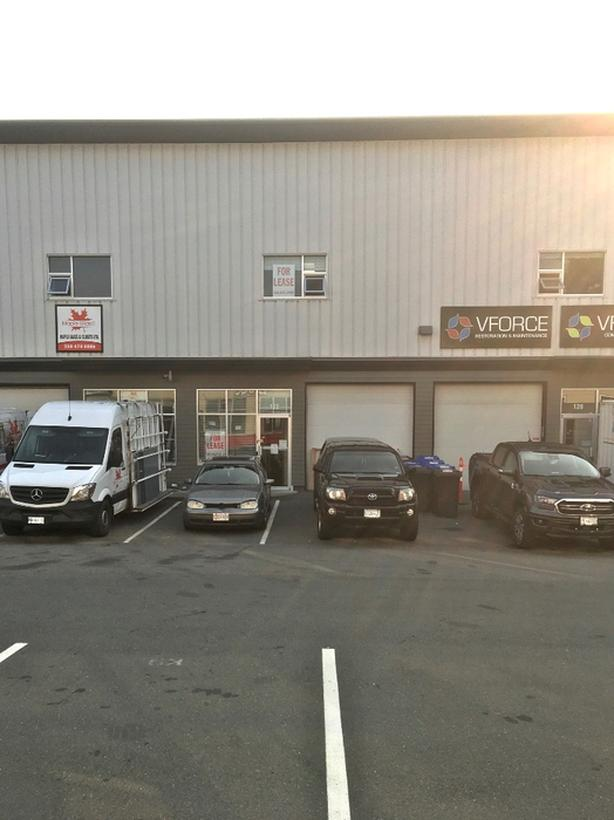 Warehouse for Lease, 1910sf, Langford Parkway