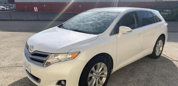 2013 Toyota Venza Black Creek Motors