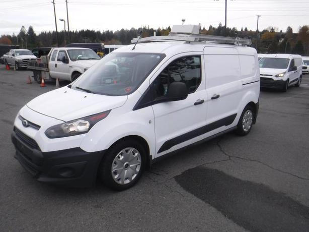 2014 Ford Transit Connect Gas and Natural Gas Cargo Van With Rear Shelving And L