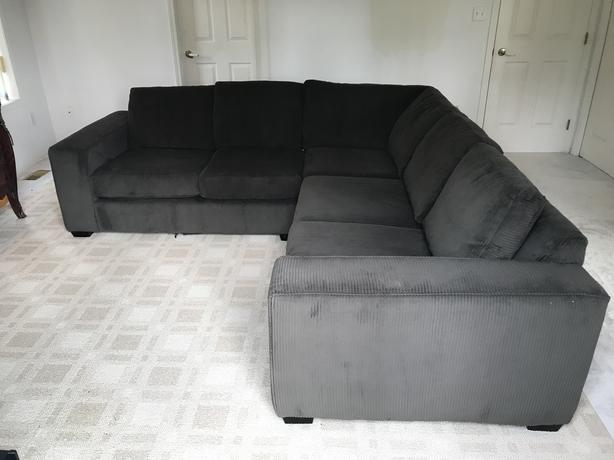 Stylus Sofa/Sectional/Couch