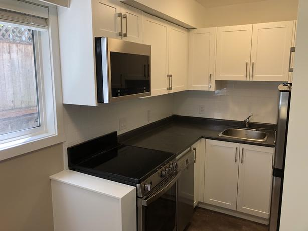 2 Bdrm, Completely Renovated, Quiet, Clean