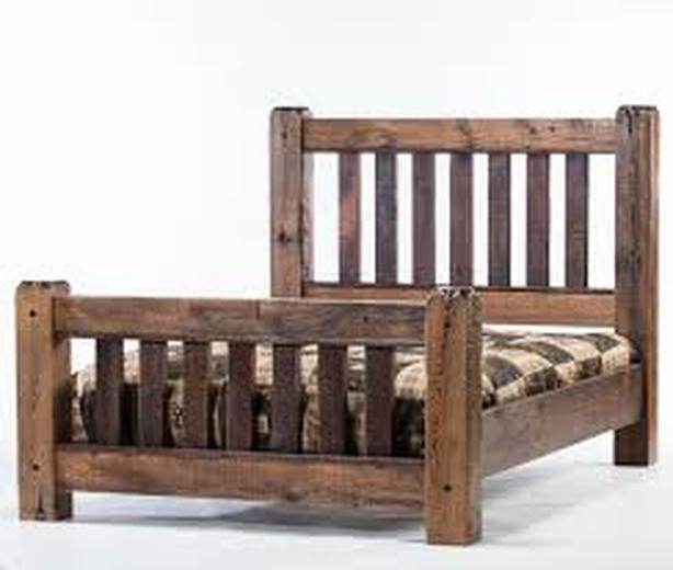 **Wanted - Used King bedframe**