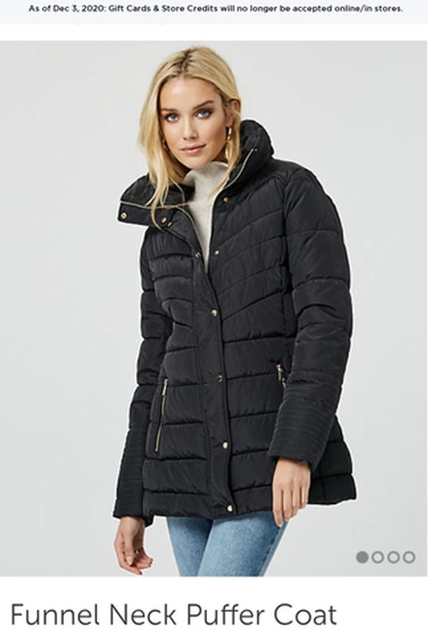 Winter Jacket XXS