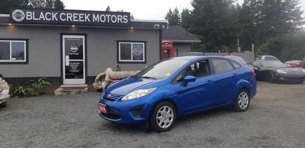 2011 Ford Fiesta Black Creek Motors