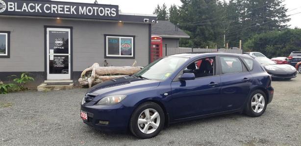 2008 Mazda 3 Black Creek Motors