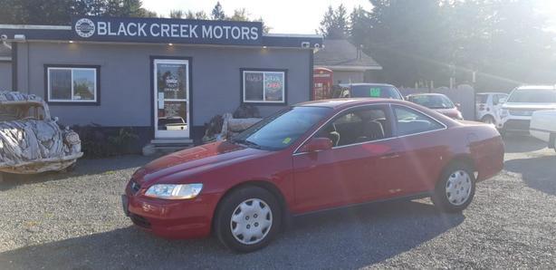1998 Honda Accord Black Creek Motors