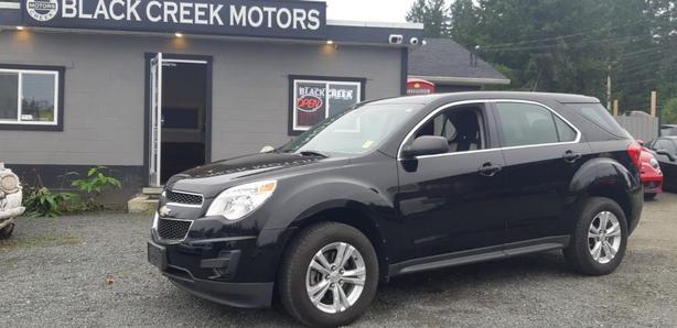 2011 Chevrolet Equinox LS Black Creek Motors