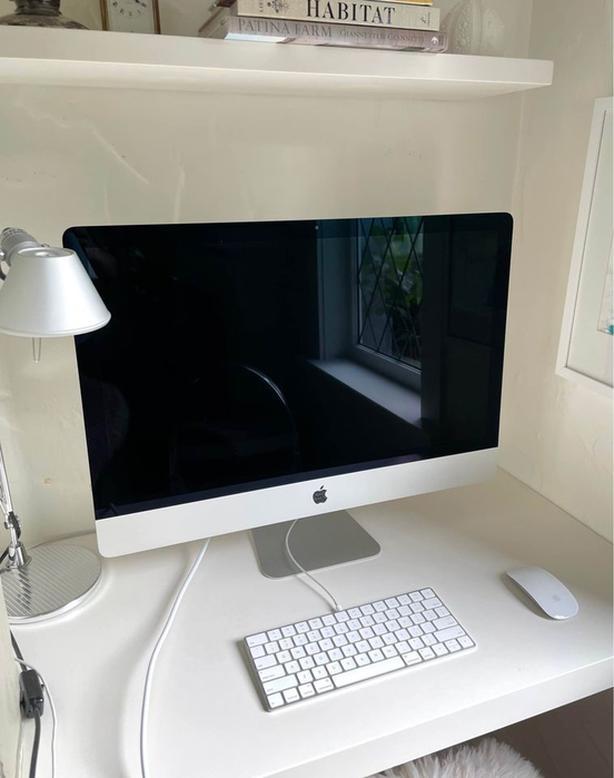 """iMac 27"""" 5k Retina, Late 2015"""
