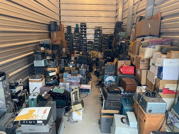 WANTED:  Amateur Ham Radio Gear / Collections