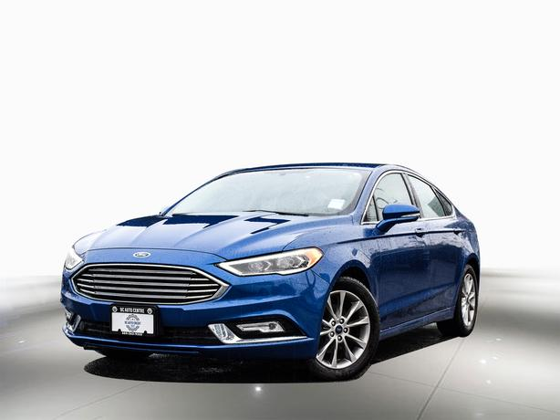 2017 Ford Fusion FWD
