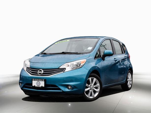 2014 Nissan Versa Note FWD