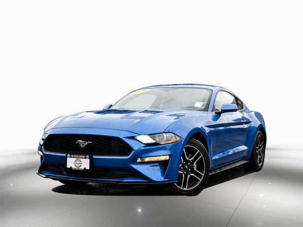 2020 Ford Mustang RWD