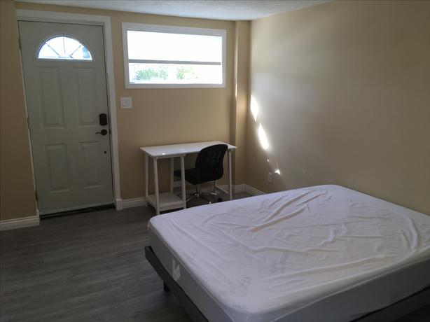 Fully furnished, brand new private room in a 3 bedroom suite