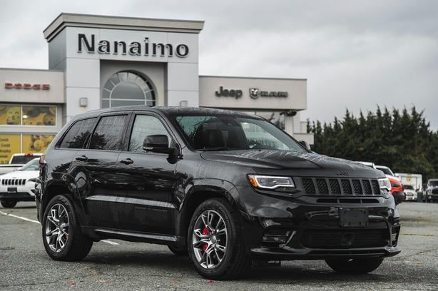 Used 2018 Jeep Grand Cherokee SRT No Accidents SUV