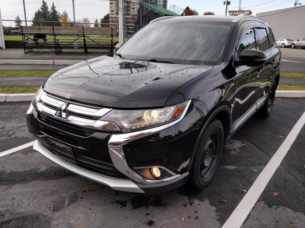 Pre-Owned 2016 Mitsubishi Outlander ES PREMIUM 4WD 4D Sport Utility