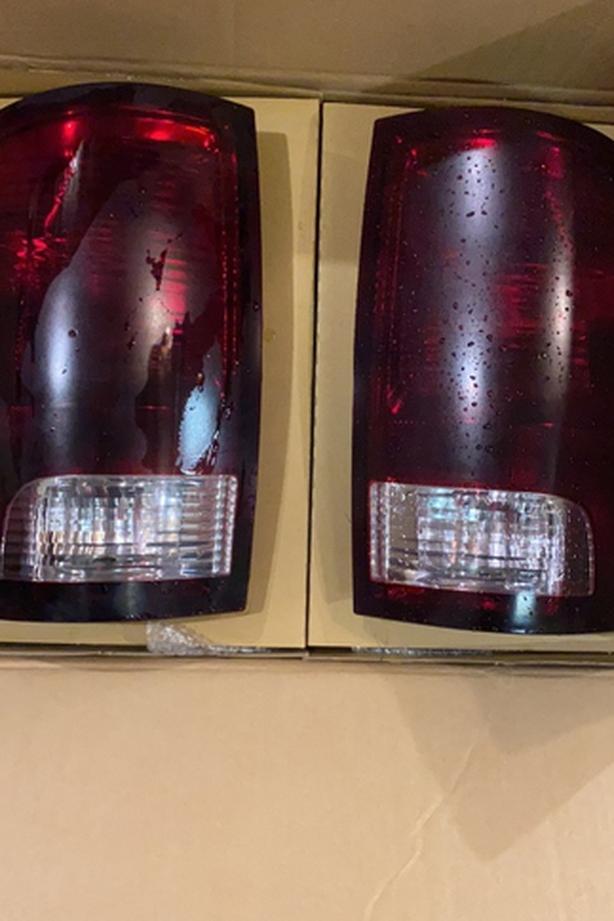 Ram Tail Lights