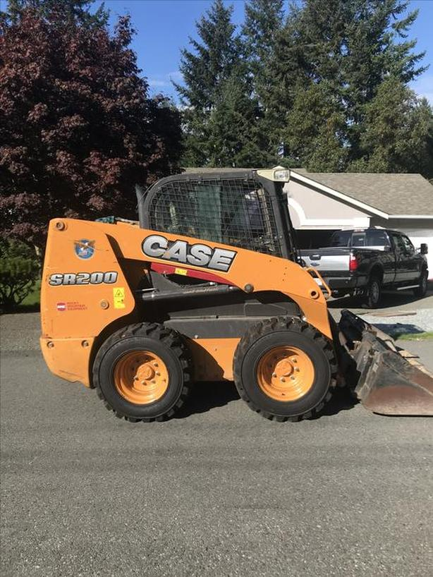 Skid Steer - Only 570 hours