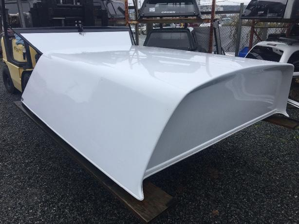 CANOPY FOR A FORD F150 6.6