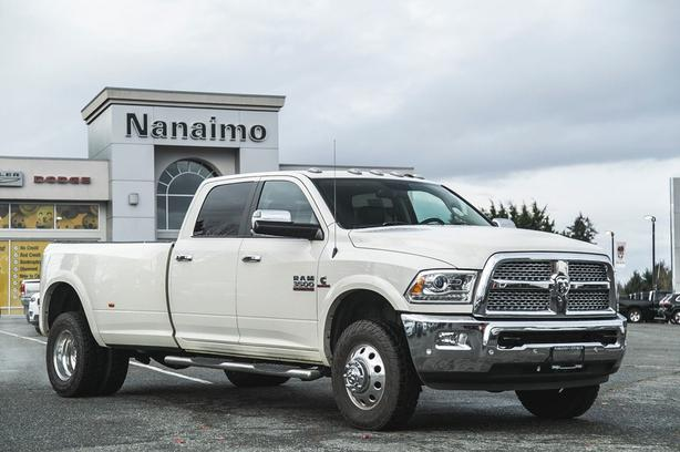 Used 2016 Ram 3500 Laramie No Accidents Navigation Truck Crew Cab