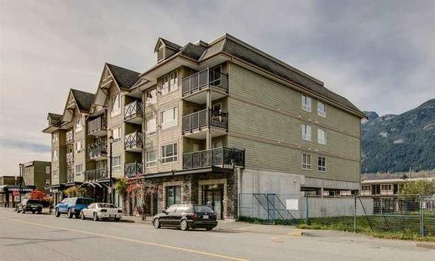 Ideally located in the heart of downtown Squamish
