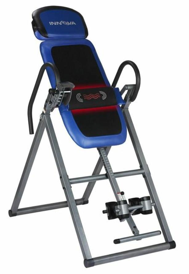 NEW - INNOVA Heavy Duty Deluxe Inversion Table, Model ITM4800
