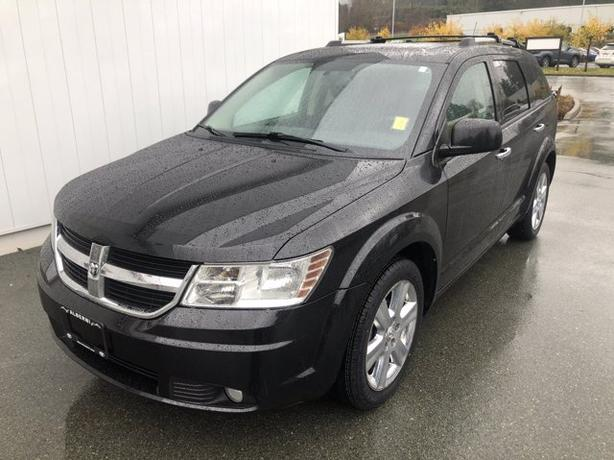 Pre-Owned 2010 Dodge Journey R/T AWD Sport Utility