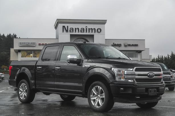 Used 2020 Ford F-150 Platinum No Accidents Truck SuperCrew Cab