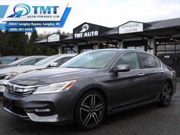 2018 Honda Accord Sedan Sport CVT - Low Mileage/Clean